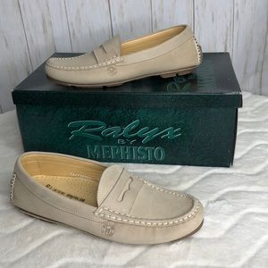 New Mephisto Ralyx shoes